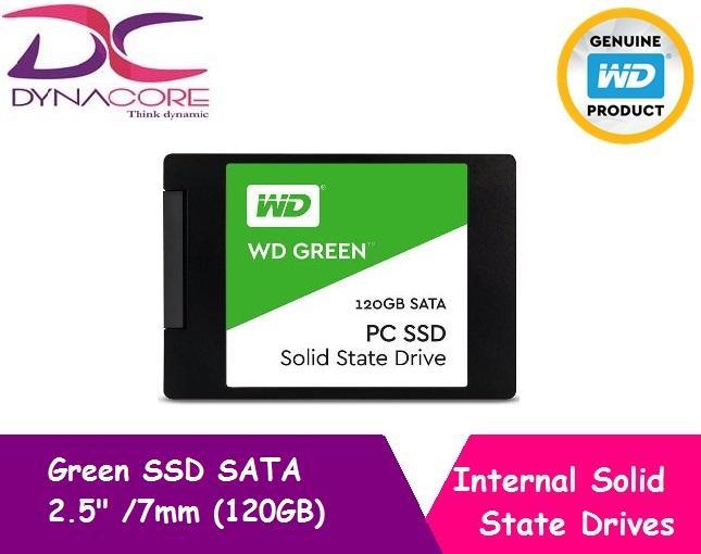 Wd Green Ssd Sata 2 5 7Mm 120Gb Coupon Code