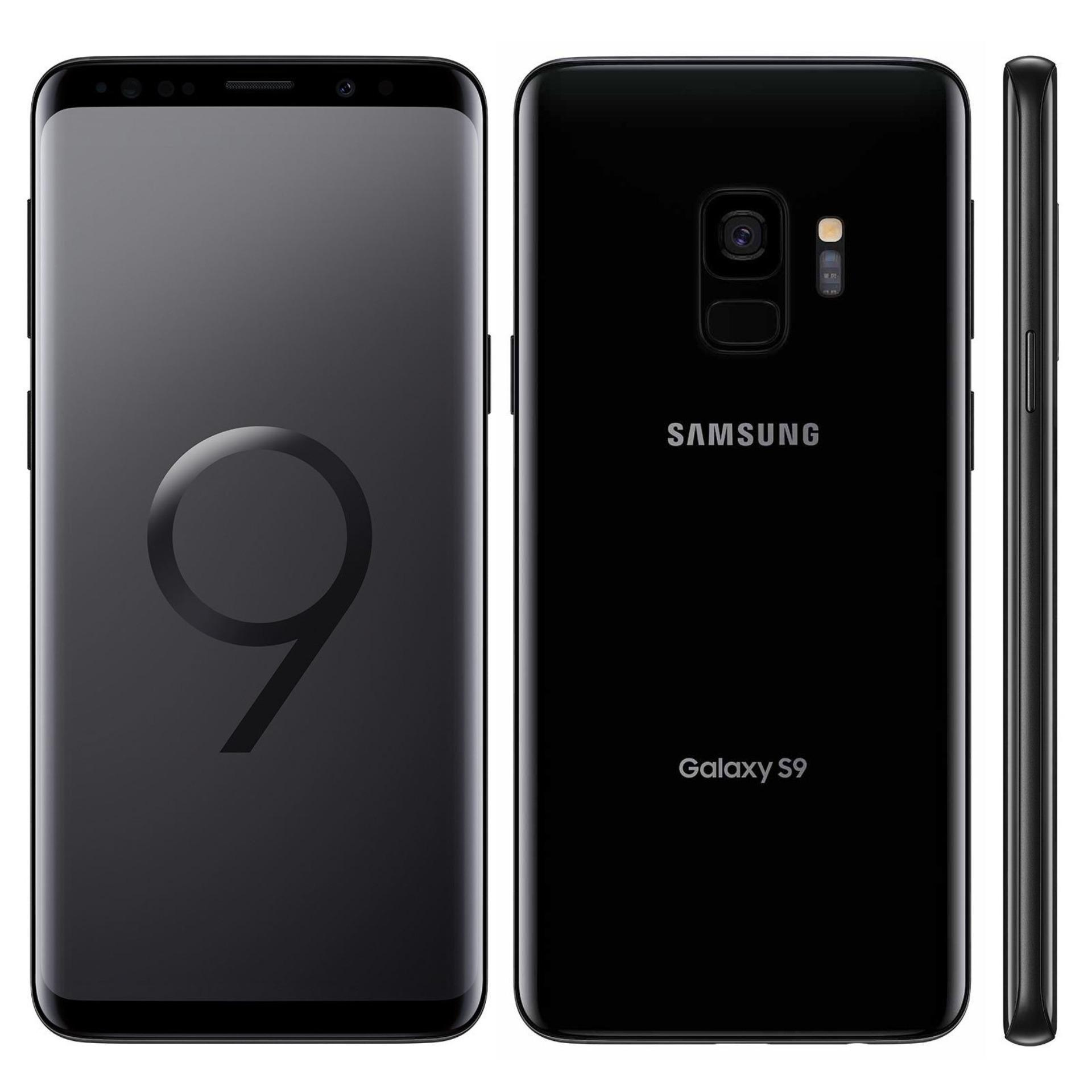 Price Samsung Galaxy S9 Dual Sim 64Gb 4Gb Ram Lte Midnight Black Intl On Hong Kong Sar China