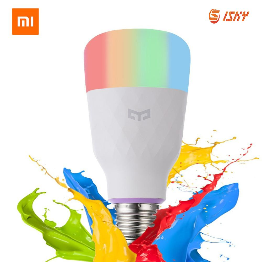 Xiaomi Yeelight Smart LED Bulb Colorful Smart Lamp Version 2