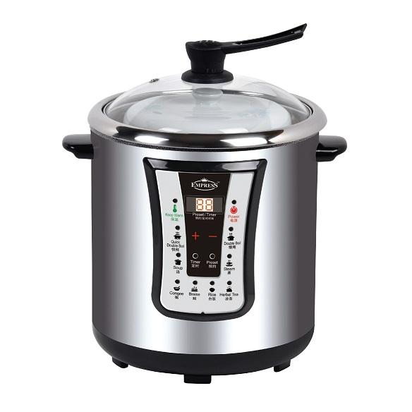 [empress™] Multi-Purpose Cooker (10 Litre) By Mt Picturebox.