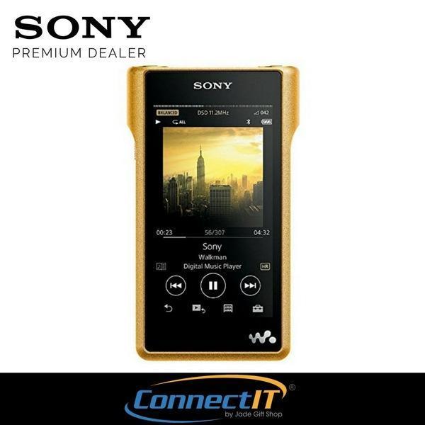 SONY High Resolution Digital Audio Player Walkman NW-WM1Z N (Gold) (1 Year Local Warranty ) Singapore