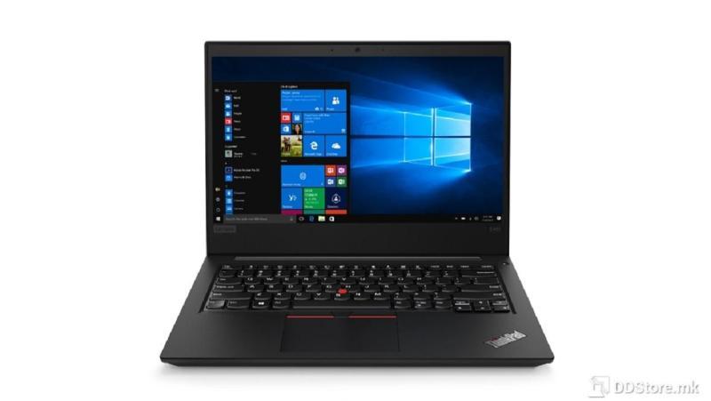 Lenovo ThinkPad E480 20KN004-2SG 14.0 FHD IPS AG i7-8550U 1TB HDD AMDRX550_2GB DDR5 8GB DDR4 2400 SoDIMM Windows 10 Professional 64