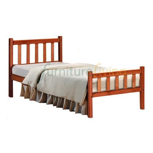 Furniture Living Wooden Bedframe