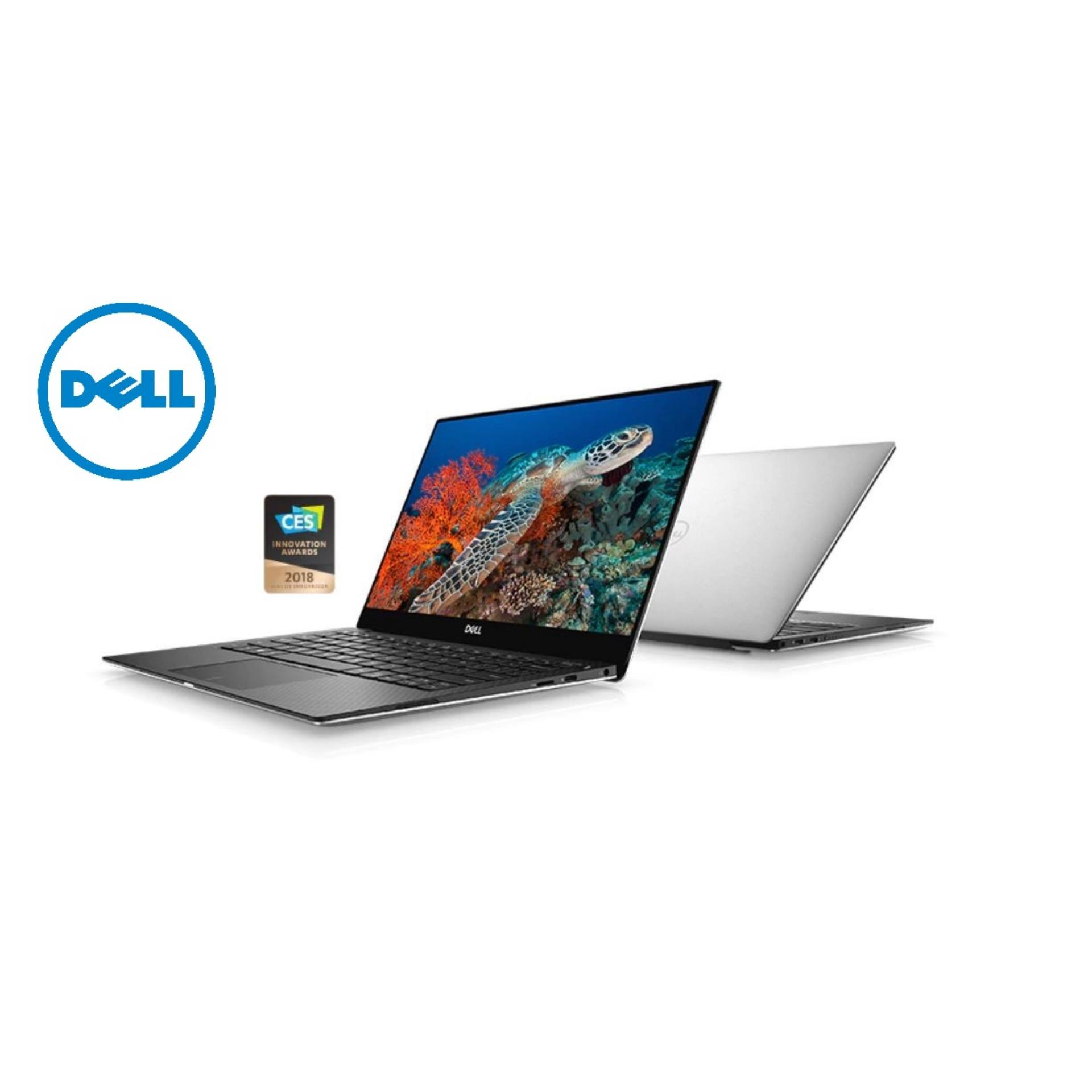 New Dell XPS13 9370-85582SGL-W10-SLR -i7-8550u (Silver)
