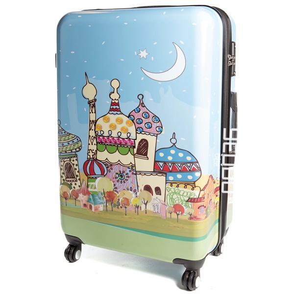 24 Inch Designer Luggage With Warranty