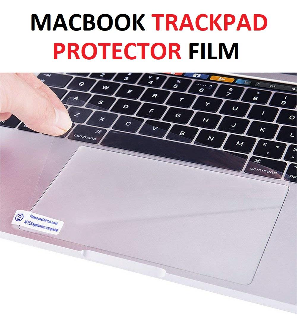Trackpad Touchpad Guard Protectors Anti Dust Anti Slip Film for Apple MacBook New Pro 13 with touchbar (A1706) / without touchbar (A1708) Laptops Accessories
