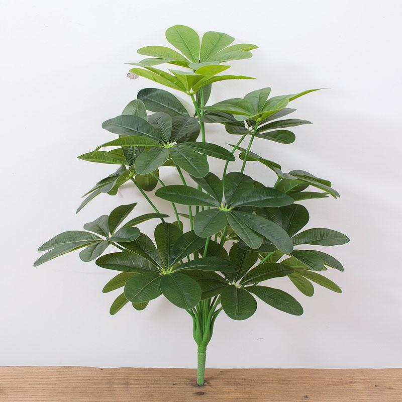 Artificial Plant Potted Plant Shake qian ye Potted Plant Snnei Artificial Flowers Decoration Green Vegetation Bonsaii Simulated Plants Living Room Decorations And Ornaments