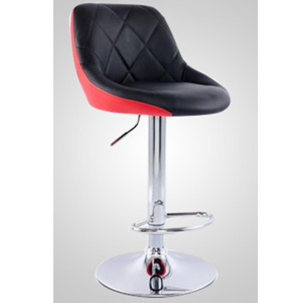 JIJI (Free Installation) (Reira Bar Stool) ( 60-80cm ) ( Leather ) / Bar Chairs / Bar Stools / high chair /Designer dining Chair /Bar high chair/ Furniture Chair  Free 12 Months Warranty (SG)