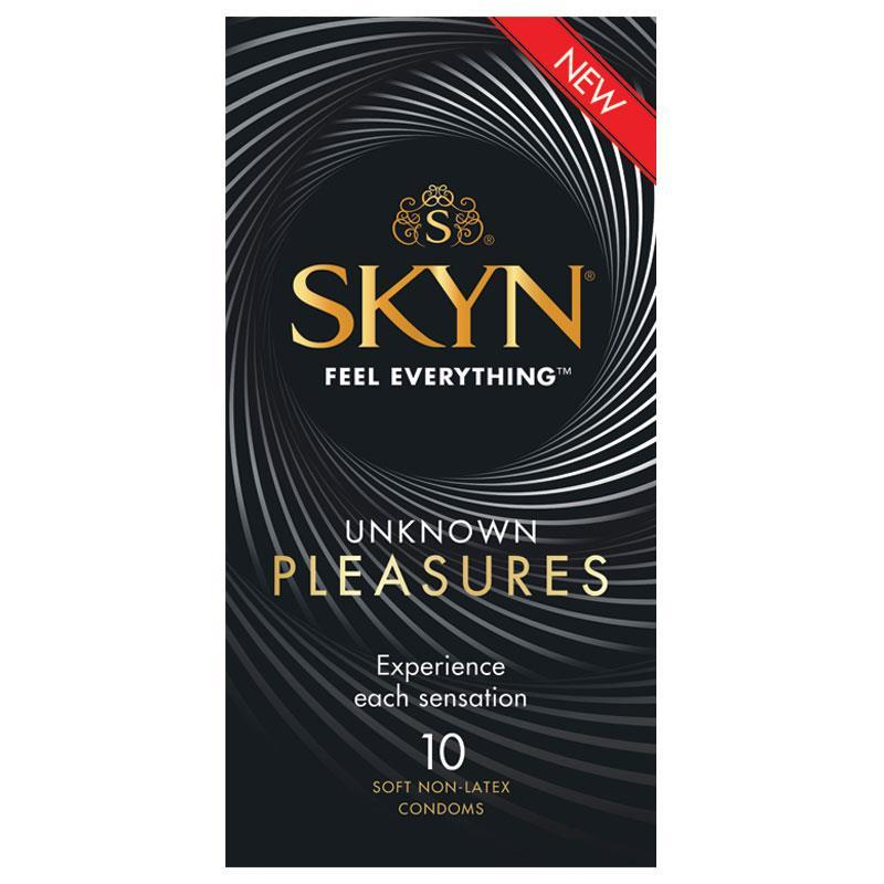Ansell Skyn Unknown Pleasures Condom 10 Pack November 2020 By Australia Health Warehouse.