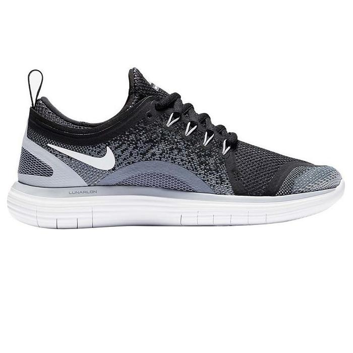 f958cf883901 NIKE FREE RN DISTANCE 2 - Women Shoes (Black Grey) 863776-001