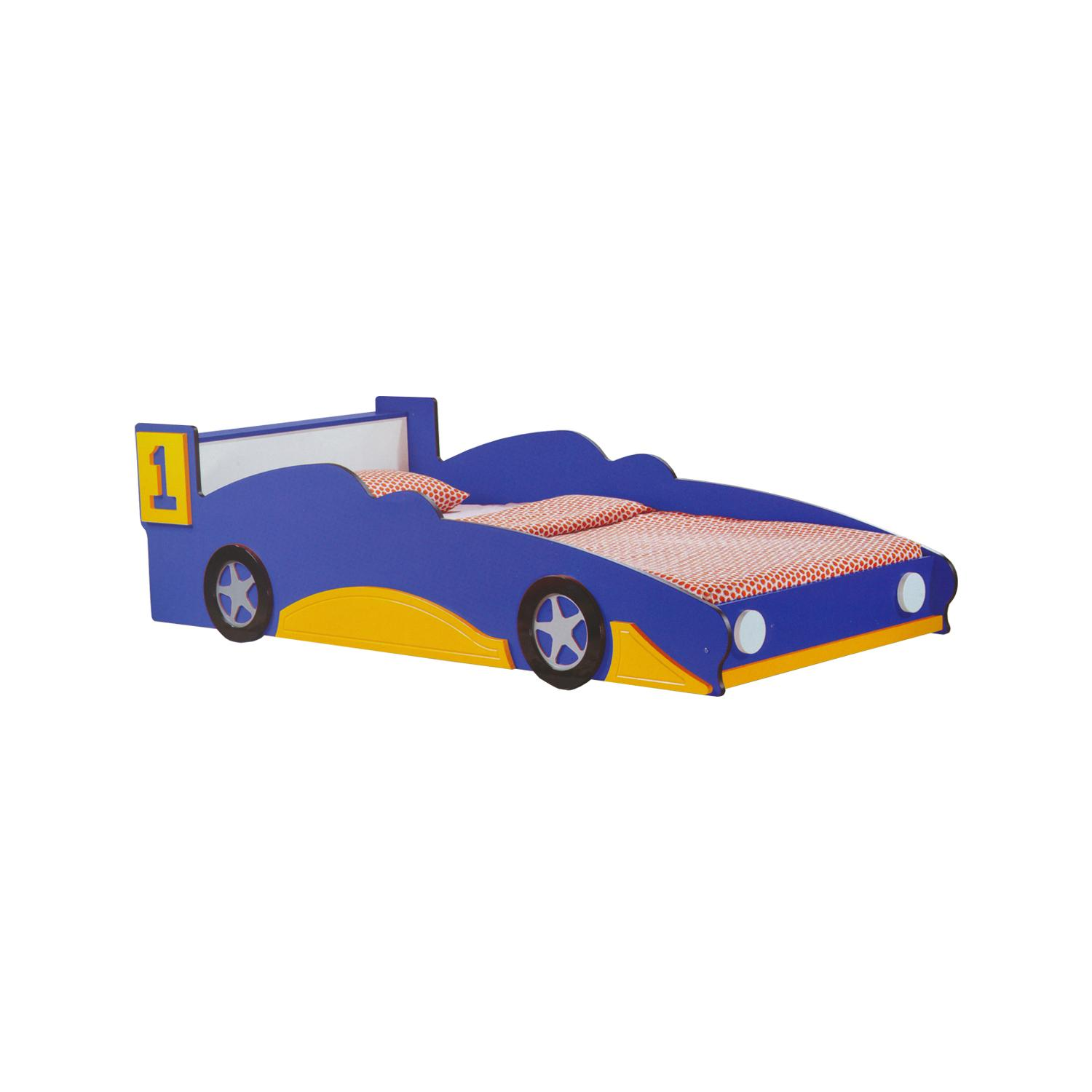 BOMBY Car Bed (Blue)