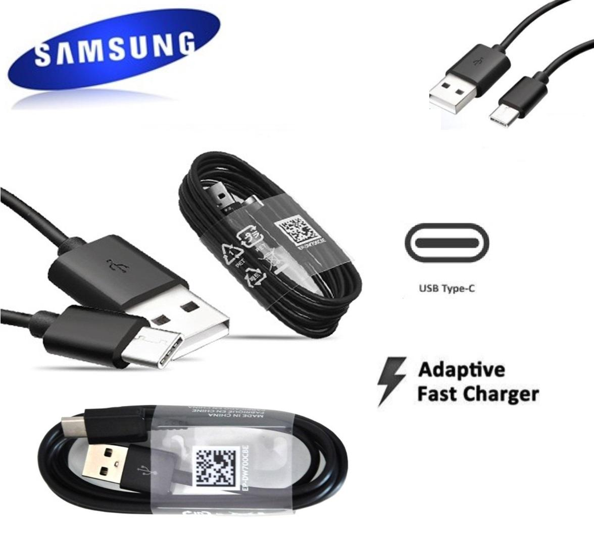 Buy Cables Accessories Converters Usb Connector Types Original Samsung Fast Charging Type C Cable For Note 8 S8 Plus