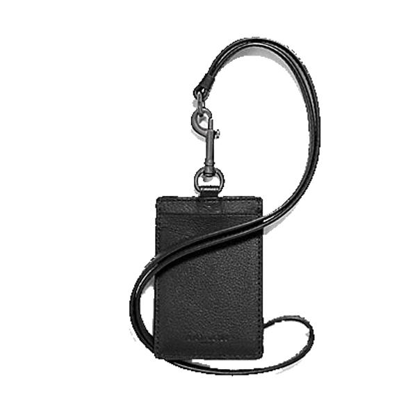 NEW ARRIVAL Coach ID Lanyard In Sport calf leather F31657 With Coach Gift Box
