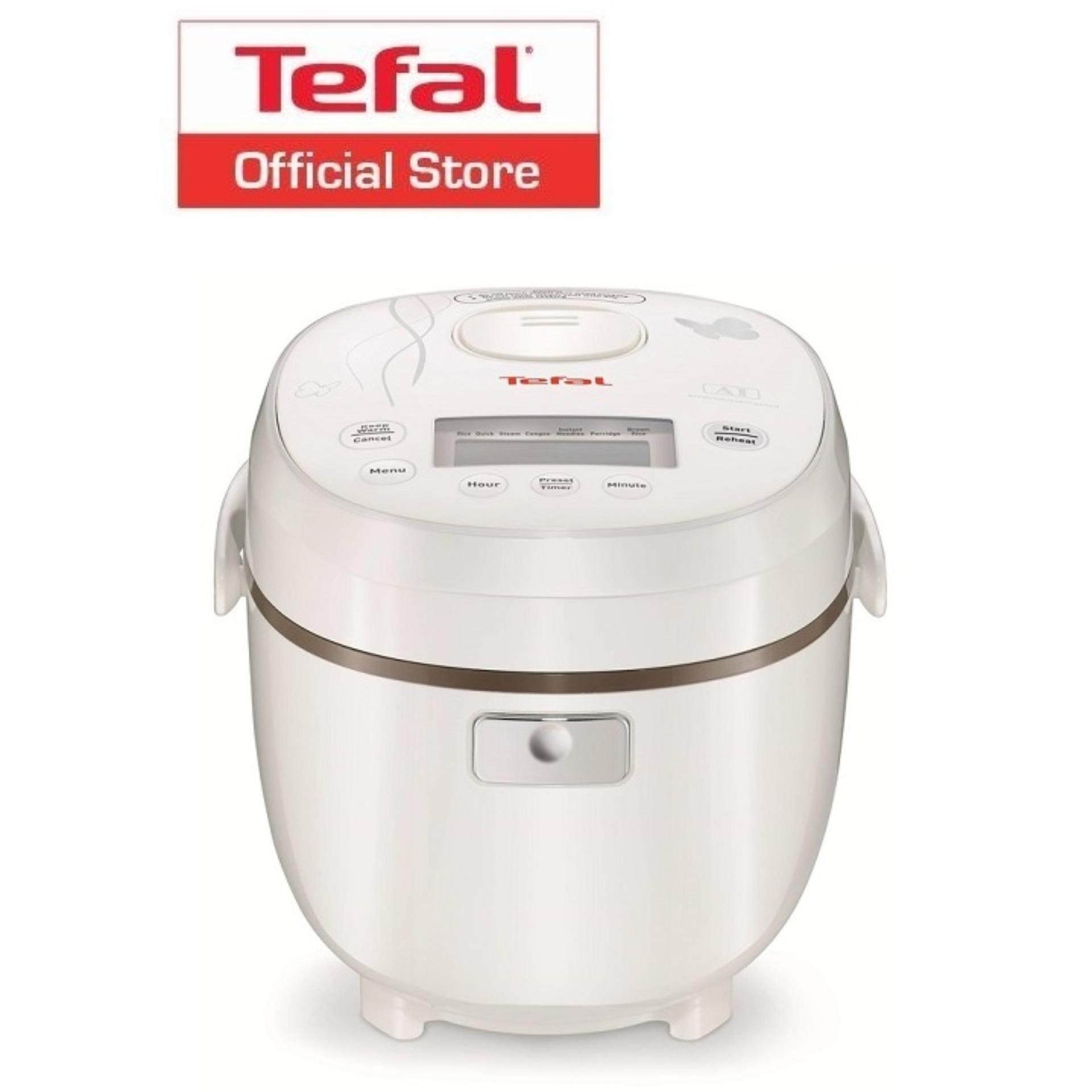 How To Get Tefal Mini Fuzzy Logic Rice Cooker Rk5001