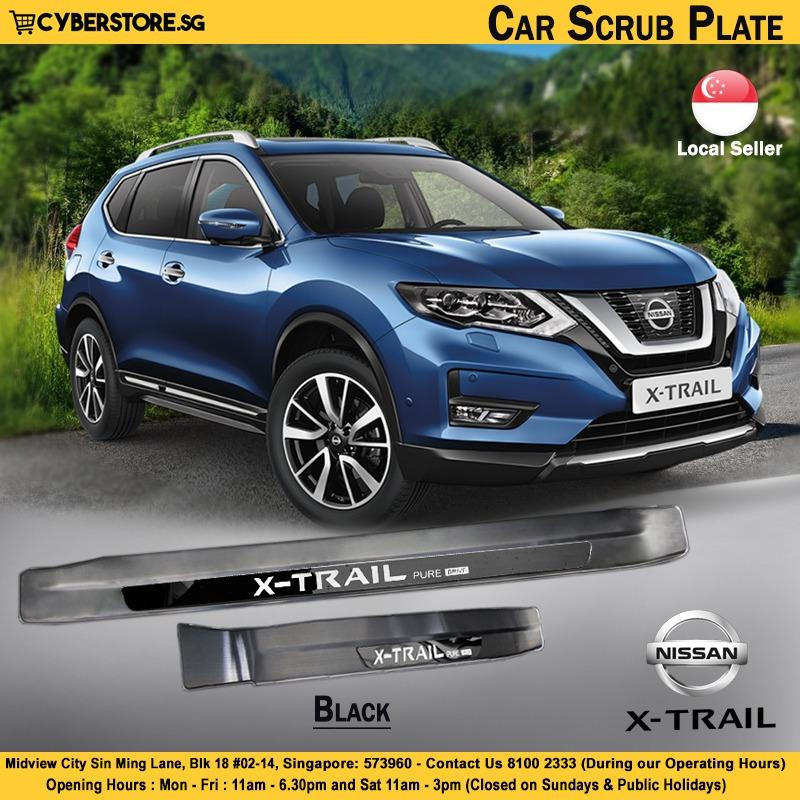 Who Sells The Cheapest Nissan X Trail Scuff Plate Pure Drivf Online