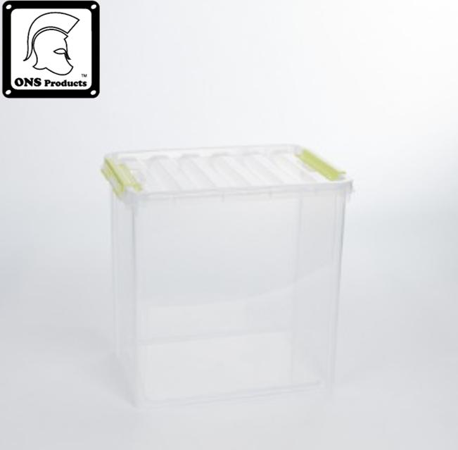 MAXONIC 35 Litre Multi Purpose Plastic Storage Box M8066