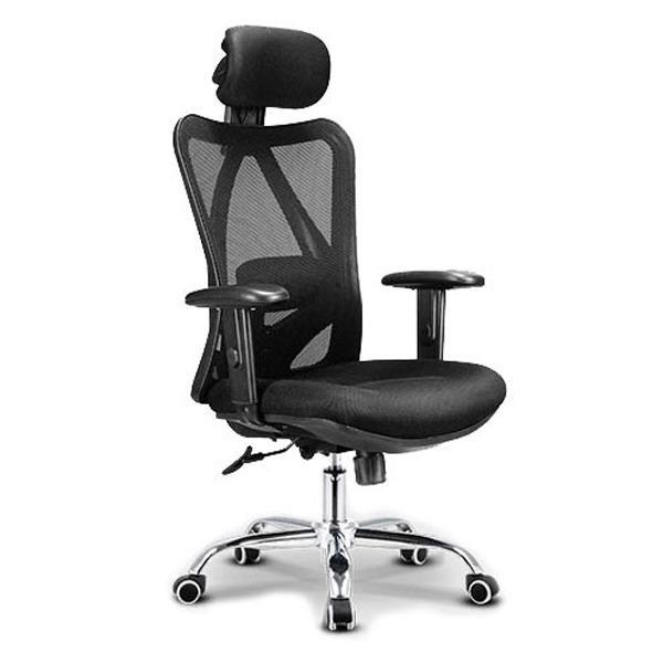 M16 Iden Office Chair (Black)(Self Setup) Singapore