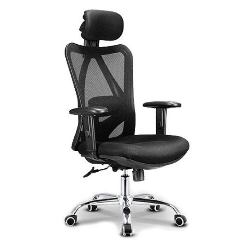 M16 Iden Office Chair (Black)(Self Setup) Singapore