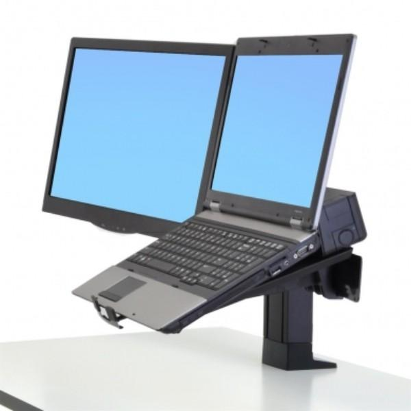 Ergotron WorkFit LCD & Laptop Kit