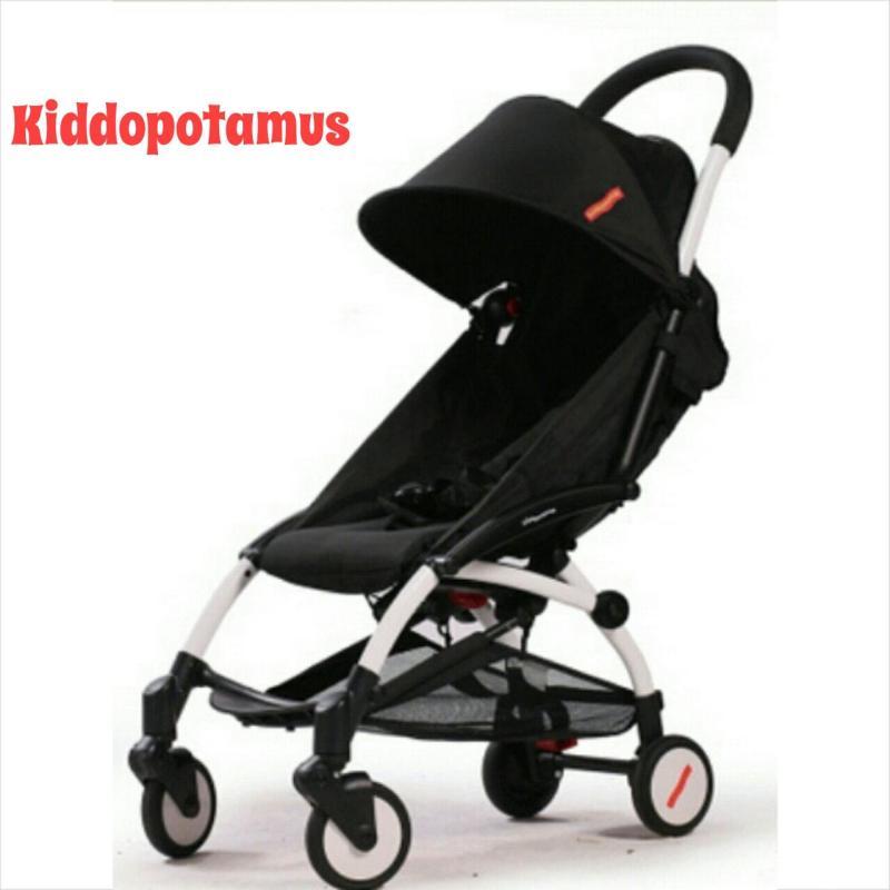 Kiddopotamus 3301 Mini portable stroller/ Cabin stroller/param Singapore