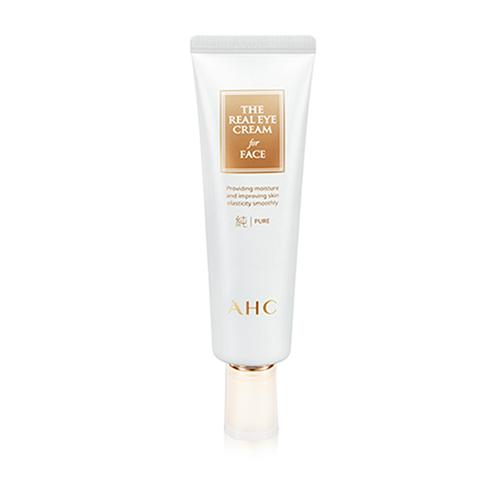 Sale A H C New The Real Eye Cream For Face Pure 60Ml Intl Ahc On South Korea