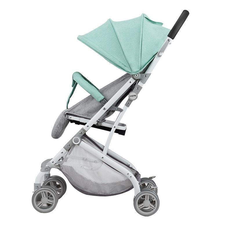 Hope Stroller Trolley Light Mini Extra Small Can zuo tang Baby Cart Children Shock Absorbers Can Be on the Plane Summer Singapore