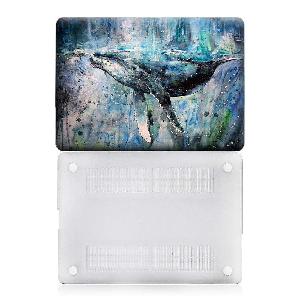 LALOVE Unique Painting Laptop Protecting Case For Macbook Air 13 inch Surface Hard Cover Scratch-resistant Laptop Shell