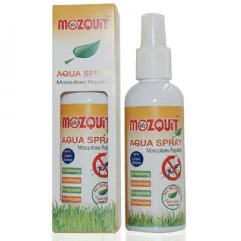 Mozquit Mosquitoes Repeller Aqua Spray 120ml