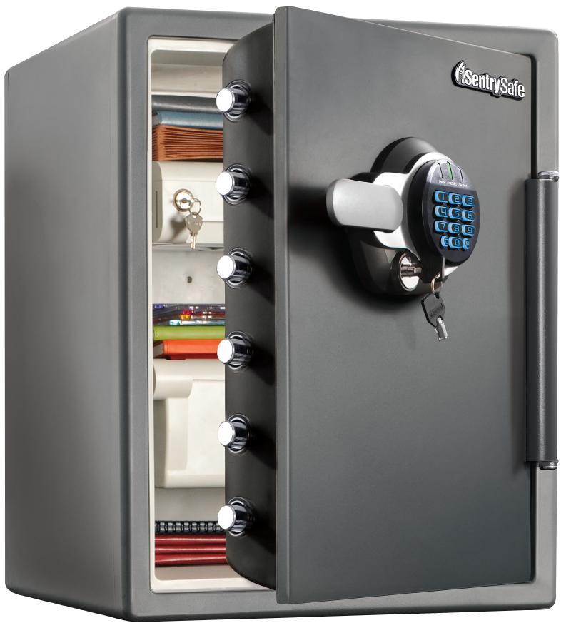 SentrySafe STW205GYC Digital Fire Safe