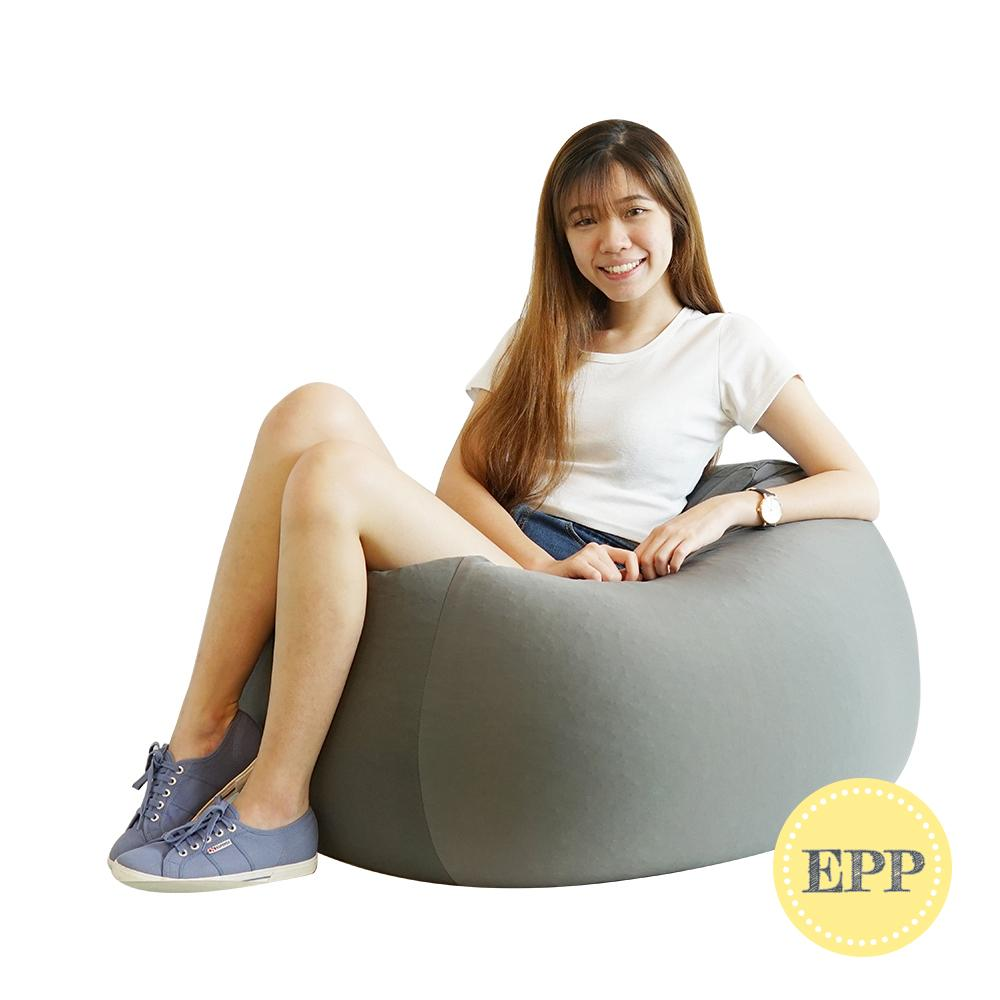 Flexa spandex bean bag by SG Beans (EPP beans filling)