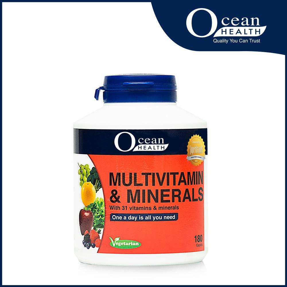 Icaps Mv Multivitamin Price In Singapore Blackmores Mens Performance Multi 50 Tablets Ocean Health Minerals 180s