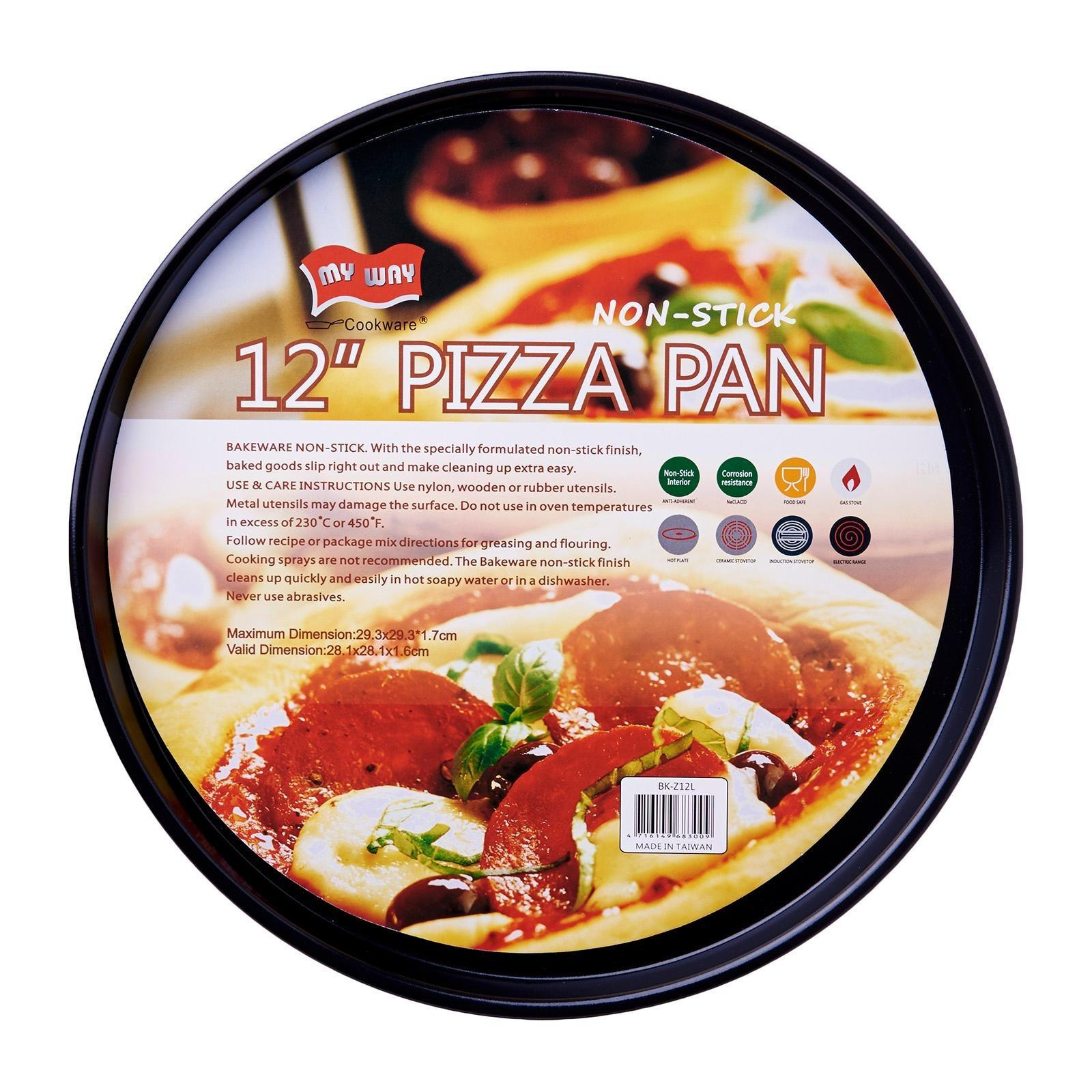 Lowest Price My Way 12 Pizza Pan