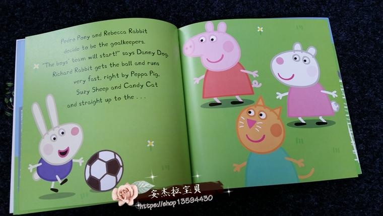 Articoli da regalo e scherzetti Peppa Pig Grab And Go Sticker Book