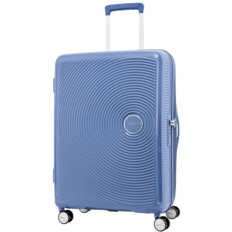 American Tourister Curio Spinner 69/25 Exp TSA (Denim Blue)