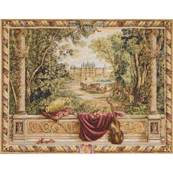 HERITAGE TAPESTRY FROM FRANCE