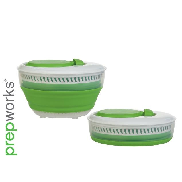Store Prepworks By Progressive Collapsible Salad Spinner 3 Quart 2 84L Progressive On Singapore