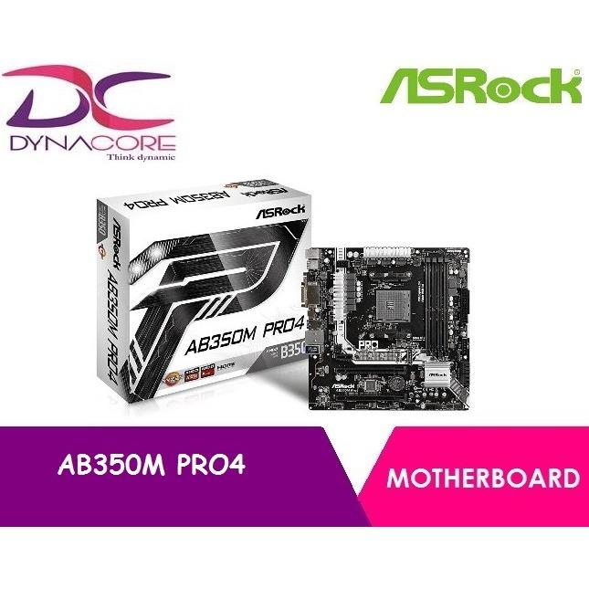 The Cheapest Asrock Ab350M Pro4 Microatx Motherboard Online