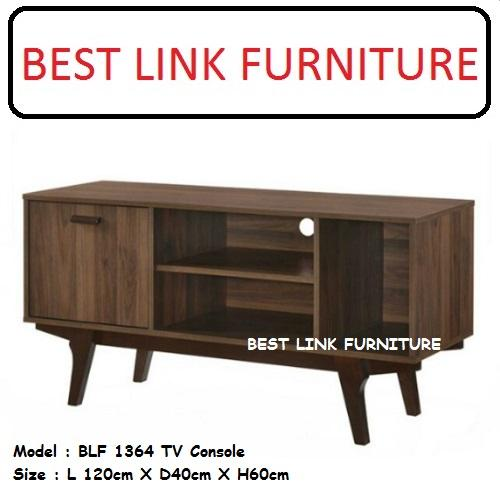 BEST LINK FURNITURE BLF 1364 TV Console