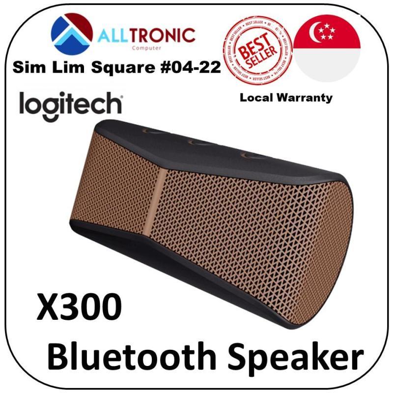 Logitech X300 Bluetooth  Mobile Wireless Stereo Speaker Singapore