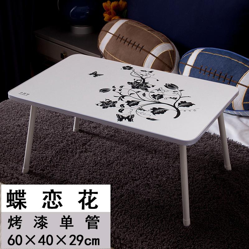 Bed Desk Folding Dormitory Simple Small Table College Student Convenient Hand Computer Desk ban zhuo Do Homework