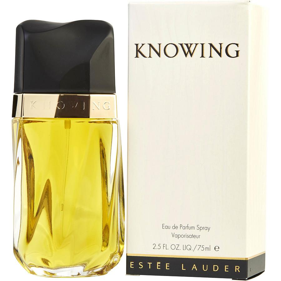 Review Estee Lauder Knowing Edp Sp 75Ml Singapore