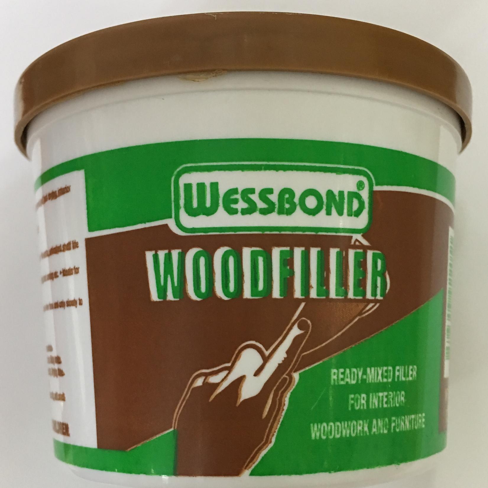 WESSBOND Wood Filler ( DARK BROWN)