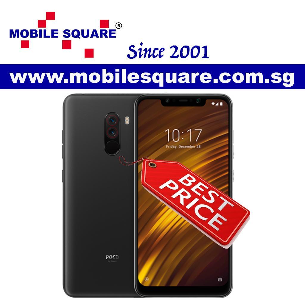 Buy Xiaomi Pocophone F1 128gb 6gb Singapore By 64gb