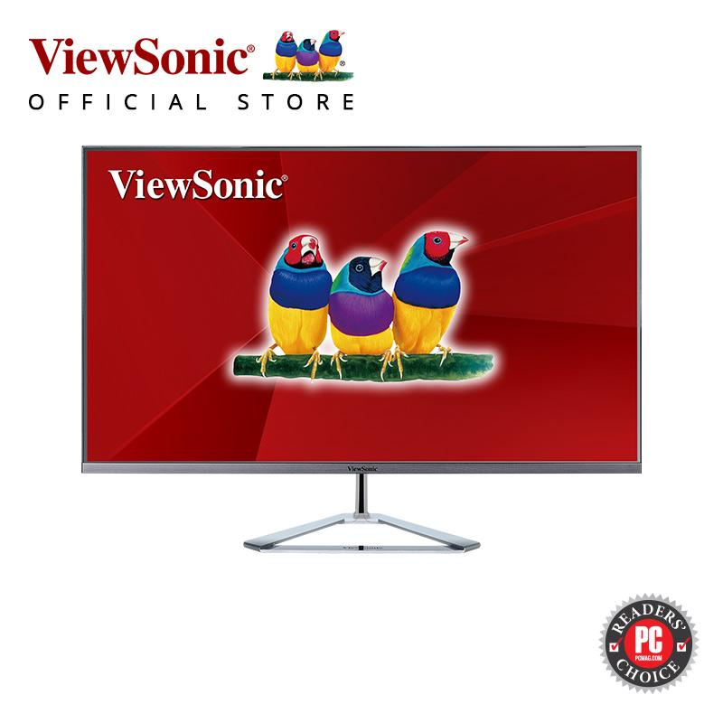 ViewSonic VX3276-2K-mhd 32 WQHD IPS Ultra slim Frameless Monitor