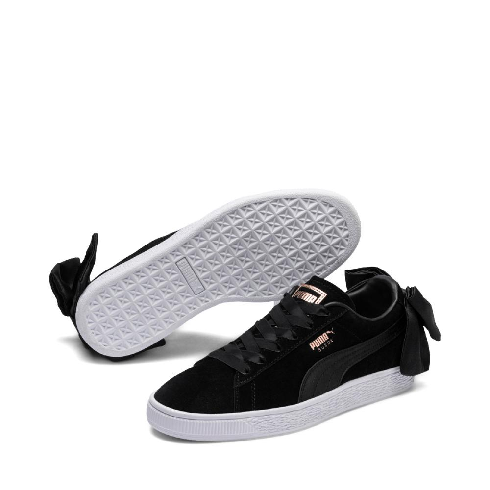 Puma Women s Suede Bow Sneakers (367317 ... 0a5f9b7b52