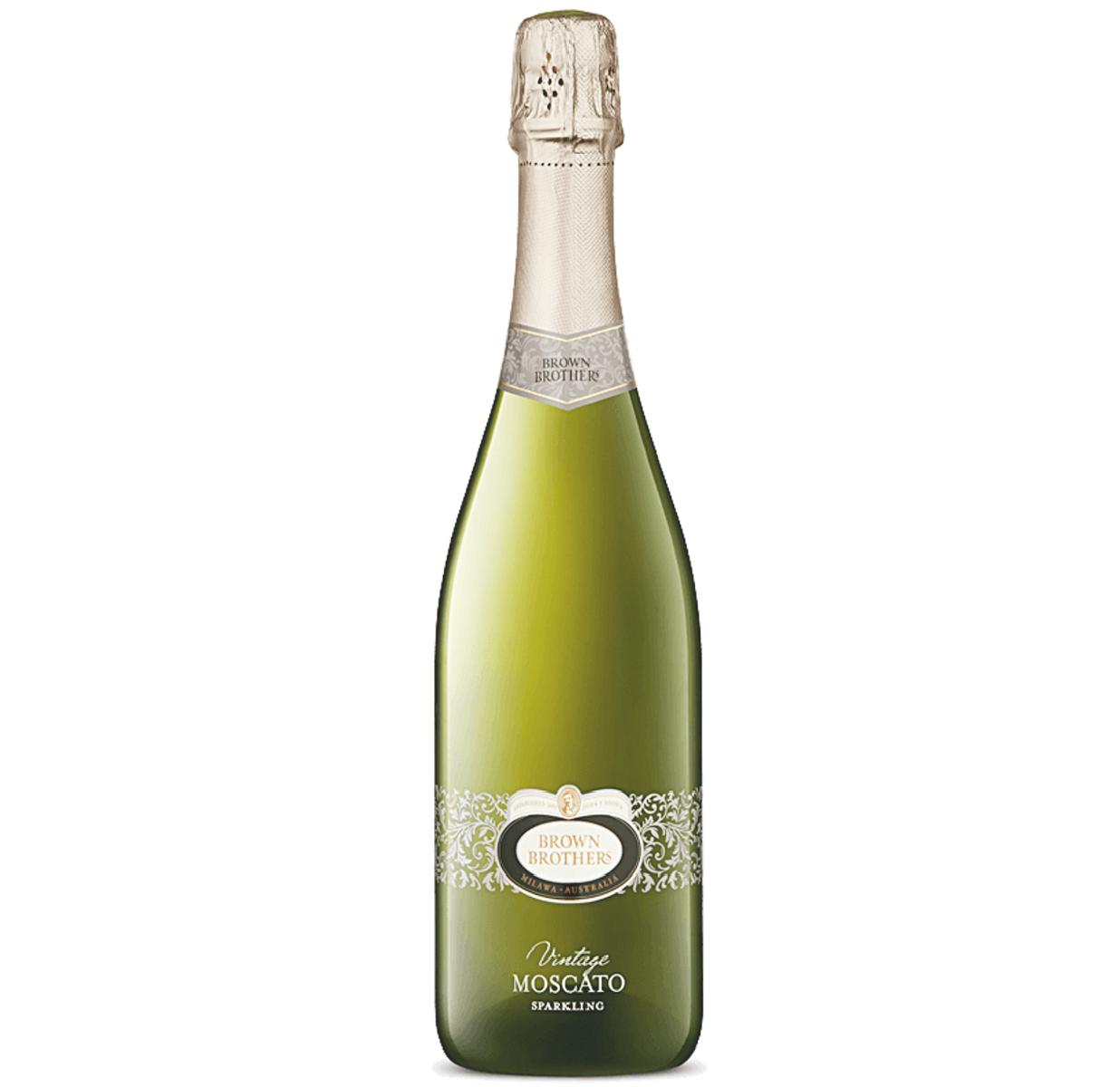 Brown Brothers Sparkling Moscato 750ml By Newcastle Drinks.