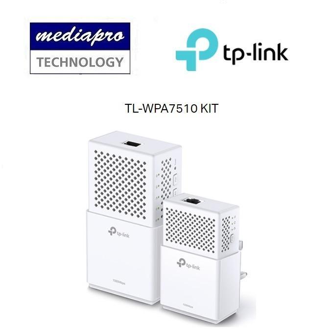 Price Tp Link Tl Wpa7510 Kit Av1000 Gigabit Powerline Ac Wi Fi Kit Wpa7510 Kit 3 Year Local Agent Warranty On Singapore