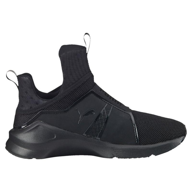 PUMA Fierce Satin En Pointe - Women Shoes (Black) 190545-01