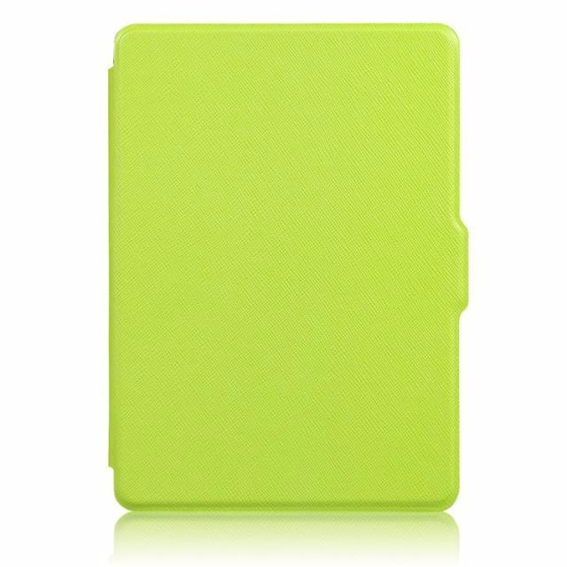 Sales Price Kindle 8Th Gen Smart Cover Green With Free Matt Screen Protector