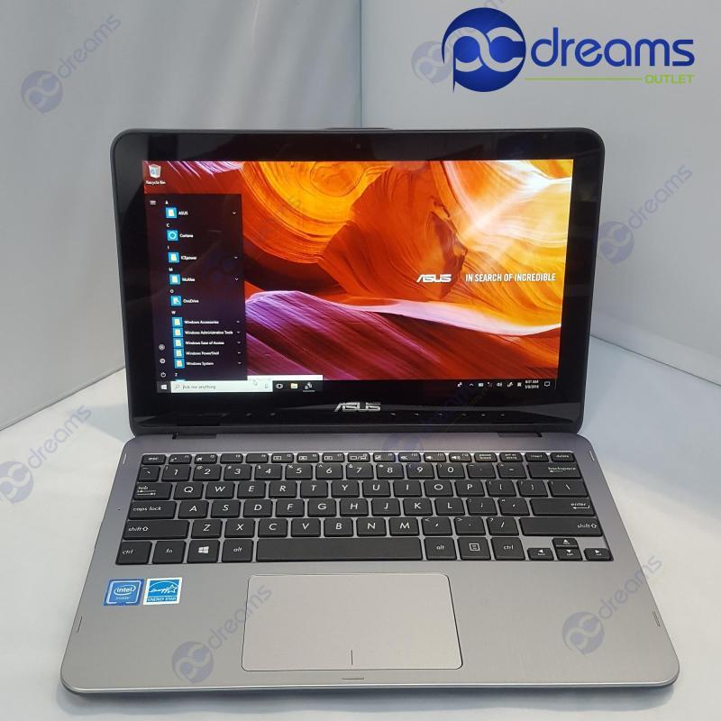 COMEX 2018! ASUS VIVOBOOK FLIP TP203NAH-BP046T N3350/4GB/500GB HDD [Premium Refreshed]